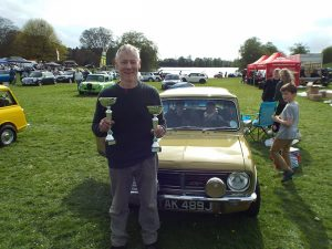 Himley Hall 2015 show winners