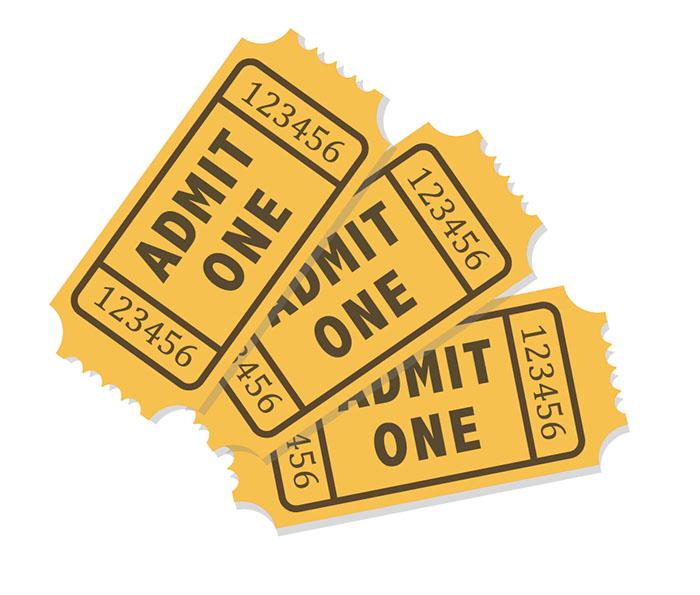 Mini fair Members tickets