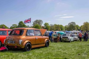 Himley Hall show & Shine 2018