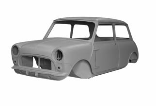 MK1 MINI BODYSHELL copy