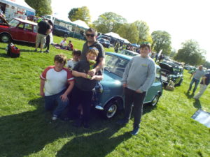Mini Of The Show - Himley 2019
