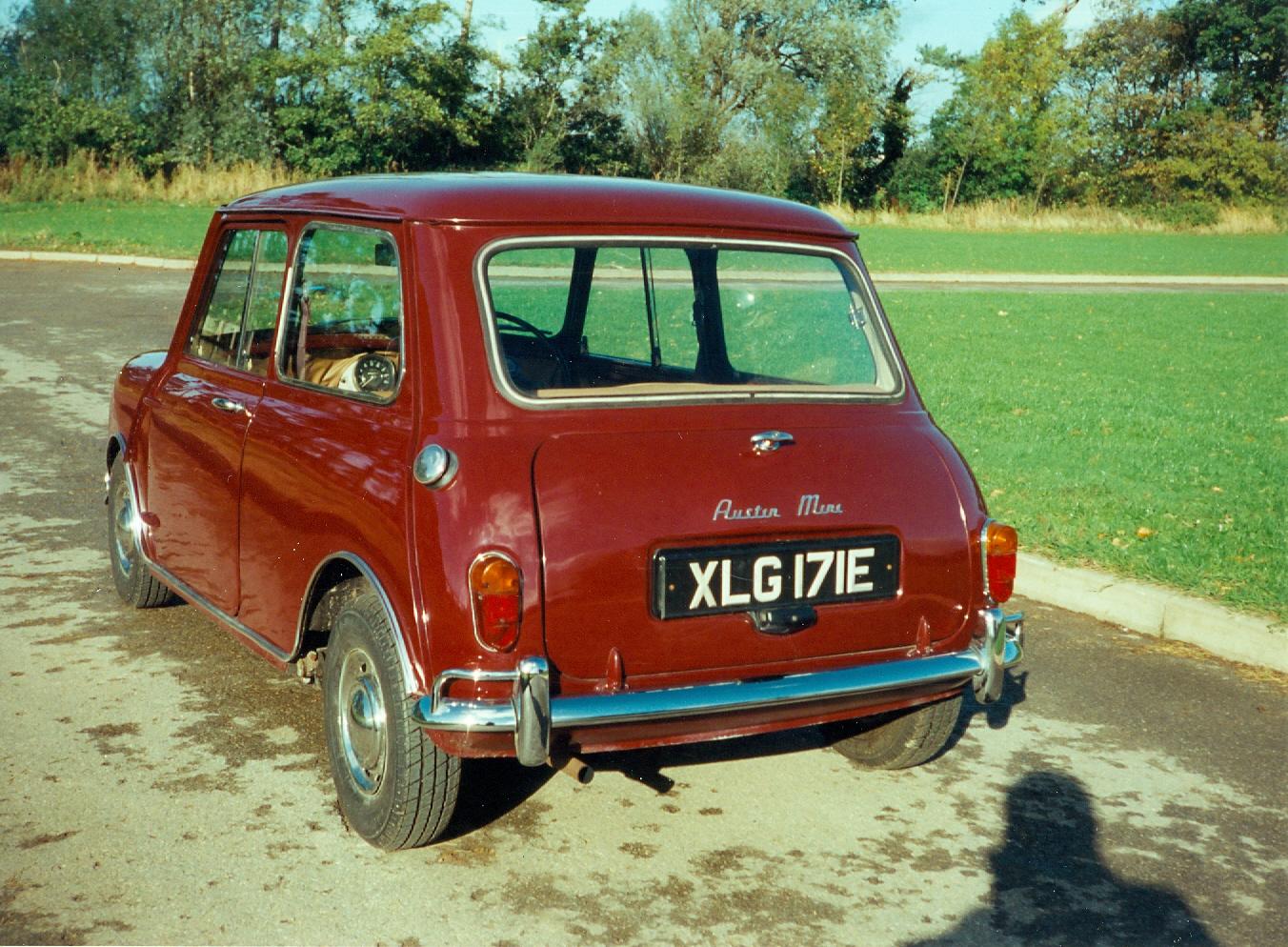 Classified Adverts British Mini Club