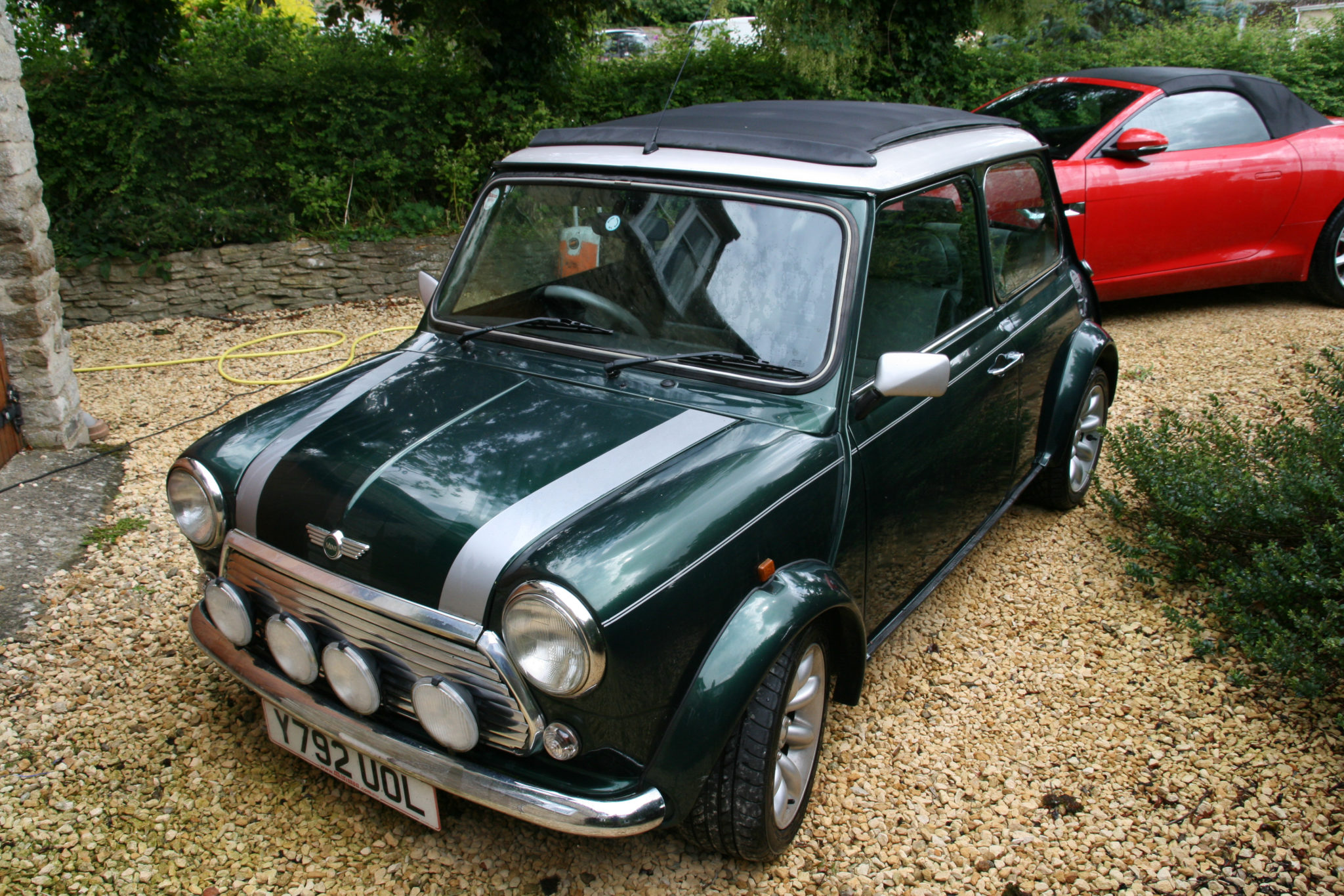 Classified Adverts British Mini Club