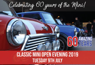 Mini Spares Midlands Open Evening